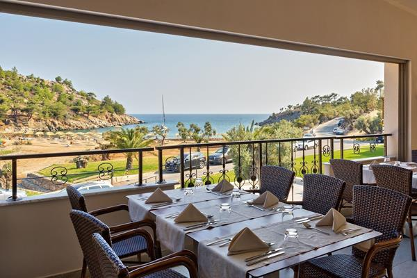 Thassos Grand Resort Filos Holidays Travel