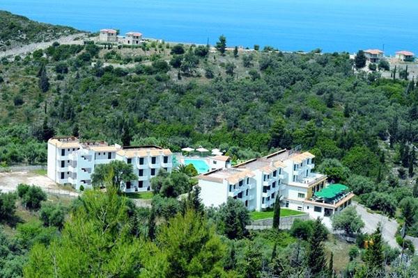 Santa Marina Hotel – Lefkada